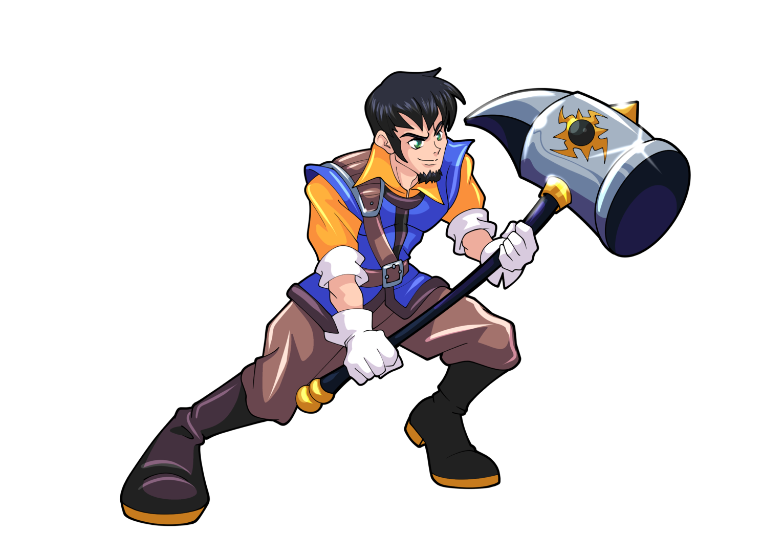 239 - Silvershield Hammer Master.png